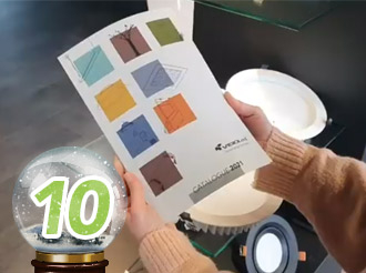 Octobre 2020 : Nouveau catalogue Visioled 2021